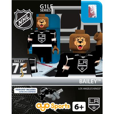 Bailey (OYO Sports NHL Mascots G1 Mini Figures)