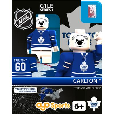 Carlton the Bear (OYO Sports NHL Mascots G1 Mini Figures)