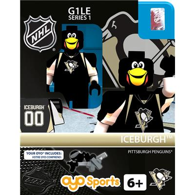 Iceburgh (OYO Sports NHL Mascots G1 Mini Figures)