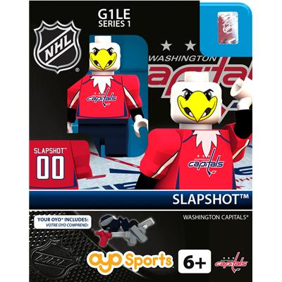 Slapshot (OYO Sports NHL Mascots G1 Mini Figures)