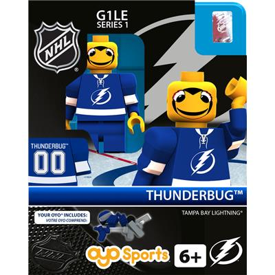 Thunderbug (OYO Sports NHL Mascots G1 Mini Figures)