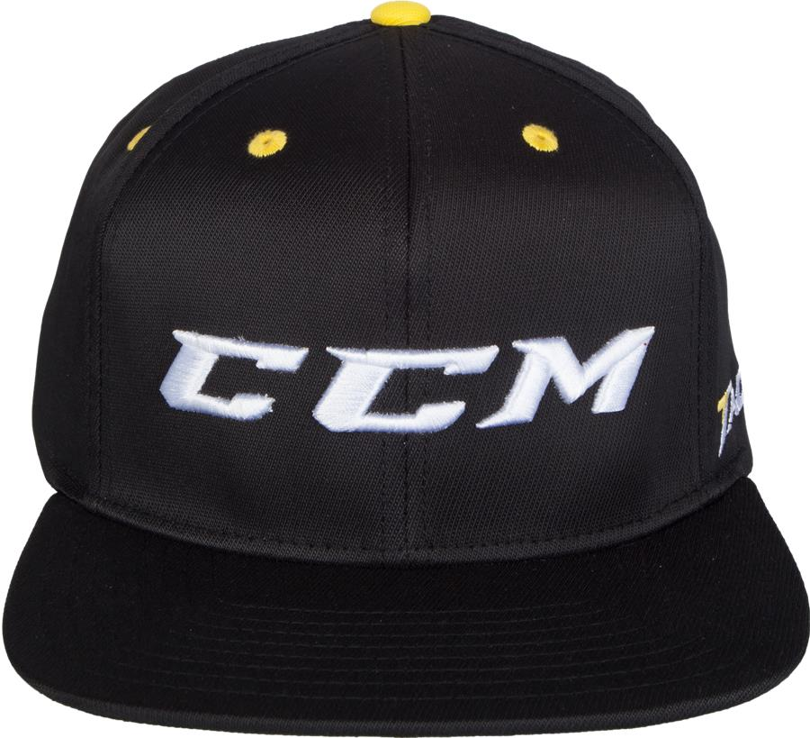 Front View (CCM Tacks Snapback Hat) a734e217536