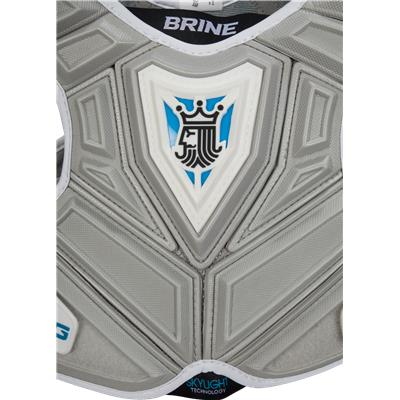 (Brine King V Mid Shoulder Pads)
