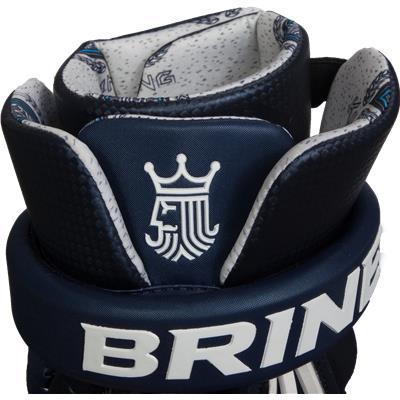 Back Cuff View (Brine King V Gloves)