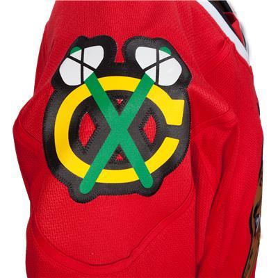 Shoulder Patch (Reebok Chicago Blackhawks Premier Jersey - Home/Dark)