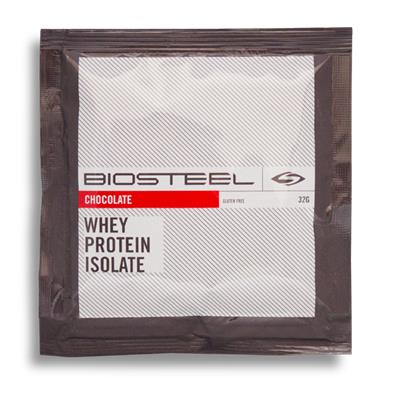 Chocolate (Biosteel Whey Protein Isolate Single Pack)