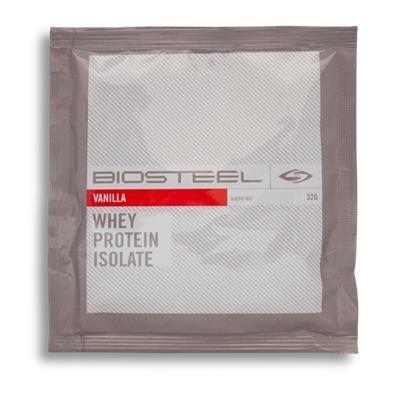 Vanilla (Biosteel Whey Protein Isolate Single Pack)