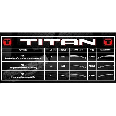 (Titan TPM ABS Wood Stick)