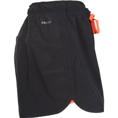 Side View (Nike Lacrosse Woven 2-in-1 Shorts)