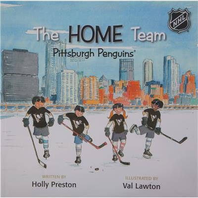 Pittsburgh Penguins (The Home Team - Pittsburgh Penguins Book)