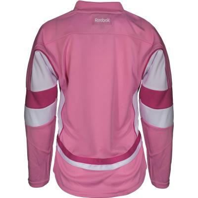 (Reebok Philadelphia Flyers Pink Fashion Jersey)
