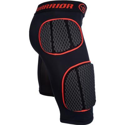 Side View (Warrior Burn Leg Pads)