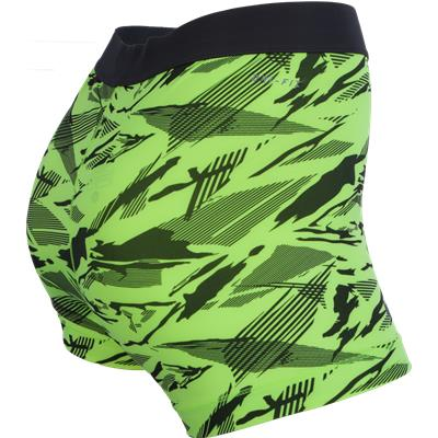 Side View (Nike Pro Lacrosse Shorts - Womens)