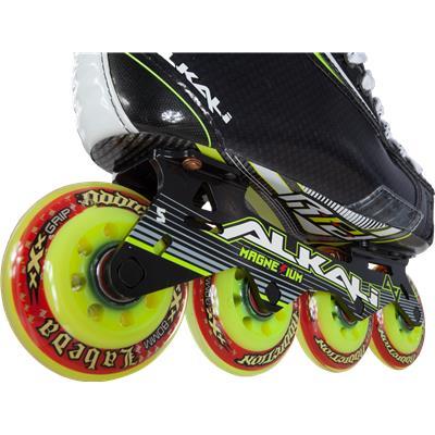 Wheels (Alkali RPD Max+ Inline Hockey Skates - Senior)