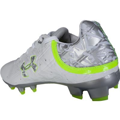 Back Three Quarters (Under Armour Banshee MC Low Cleats)
