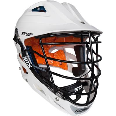 White (Stallion 500 Helmet)