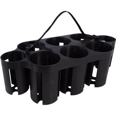 Black (A&R Six Water Bottle Carry Case)