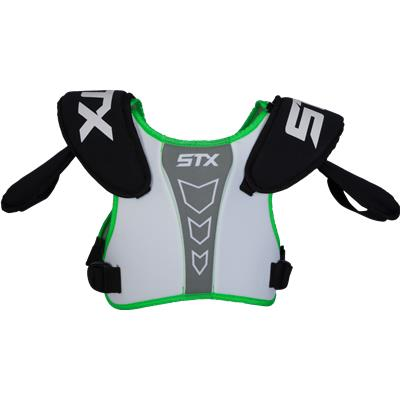 Back View (STX Cell 100 Shoulder Pads)