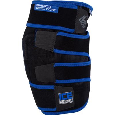 Straps (Shock Doctor Ice Recovery Knee Wrap)