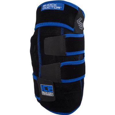 Intermediate (Shock Doctor Ice Recovery Knee Wrap - Intermediate)