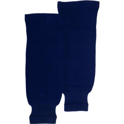 Navy (Bauer Core Practice Knit Hockey Socks - Boys)