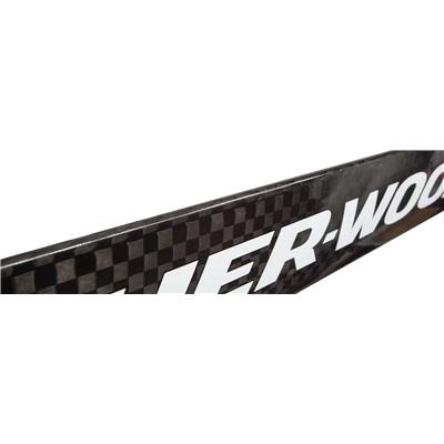 (Sher-Wood T120 Composite Goalie Stick)