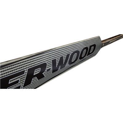(Sher-Wood GS350 Foam Core Goalie Stick)
