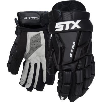 Black/Black (STX Cell III Gloves)