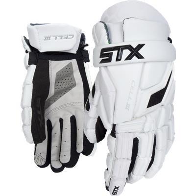 White/White (STX Cell III Gloves)