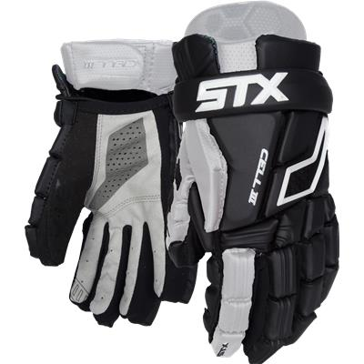 Black/White (STX Cell III Gloves)