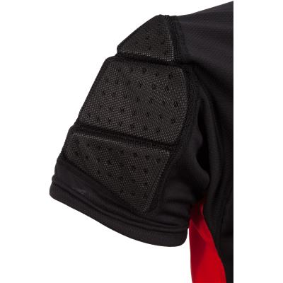 Shoulder View (CCM RBZ 150 Padded Shirt - Junior)