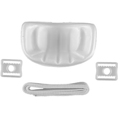 Clips & Straps (A&R Goalie Mask Replacement Chin Cup)