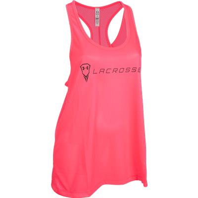 Cerise/Lead (Under Armour Ripshot Lacrosse Pinney)