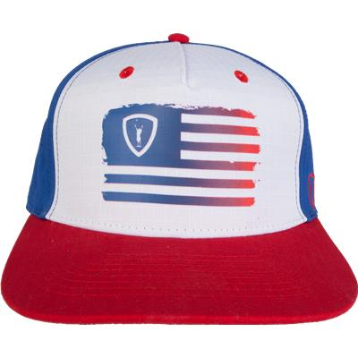 Front View (Adrenaline Liberty Classic Snapback Hat)