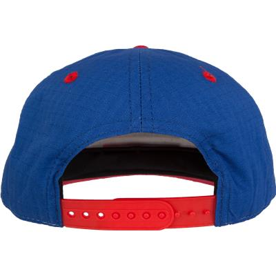 Back View (Adrenaline Liberty Classic Snapback Hat)