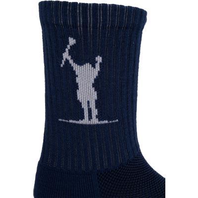 Logo View (Adrenaline Carlsons Socks)