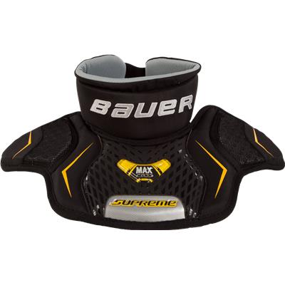 Front View (Bauer Supreme Goalie Neck Guard - Junior)