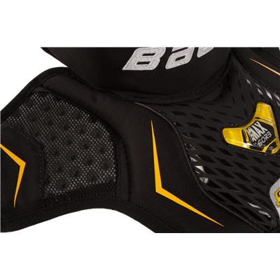 Side View (Bauer Supreme Goalie Neck Guard)
