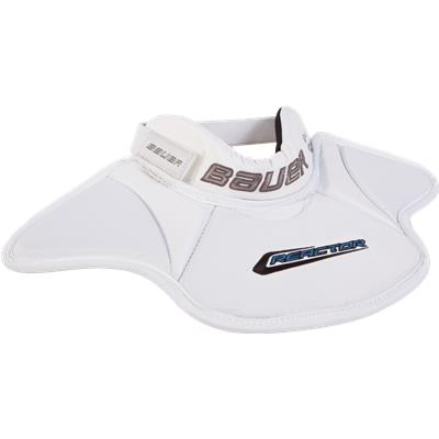 White (Bauer Reactor Throat Protector)