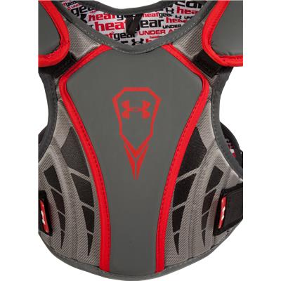 Chest Plate (Under Armour Strategy Shoulder Pad)