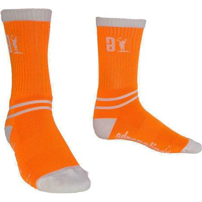Orange/White (Adrenaline Data Socks)