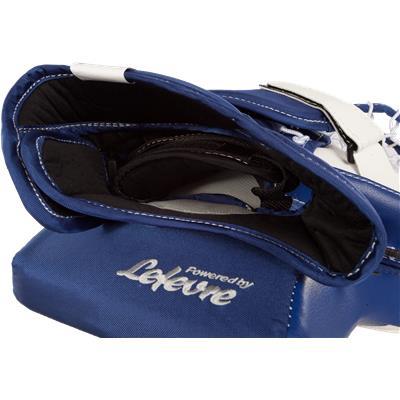 Liner View (CCM Extreme Flex II 860 Goalie Catch Glove)