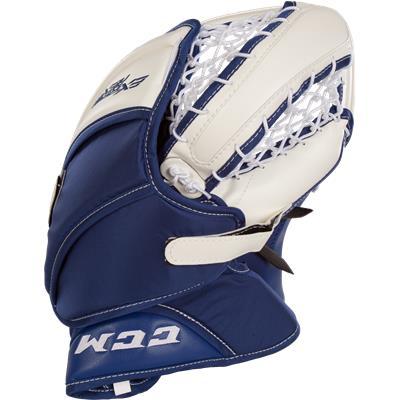 Back View (CCM Extreme Flex II 860 Goalie Catch Glove)