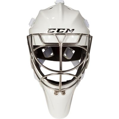 Front View (CCM 9000 Non-Certified Goalie Mask)