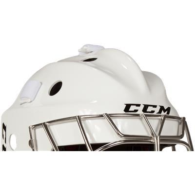 CCM Logo (CCM 9000 Non-Certified Goalie Mask)