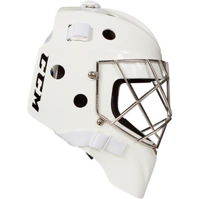 Side View (CCM 9000 Non-Certified Goalie Mask)