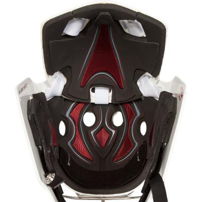 Liner View (CCM 9000 Non-Certified Goalie Mask)