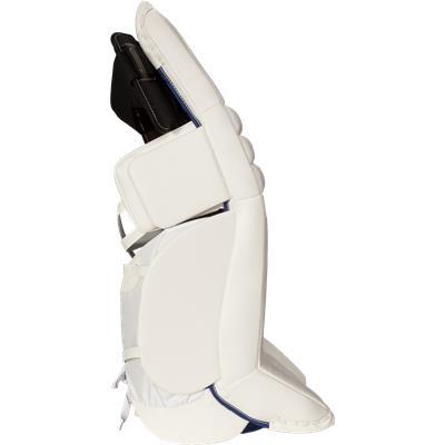 Side View (CCM Extreme Flex II 860 Goalie Leg Pads)