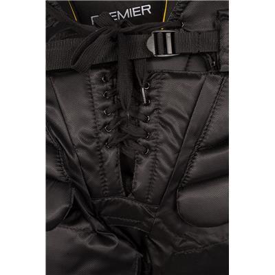Tie-Up Front (CCM Premier Pro Goalie Pants)