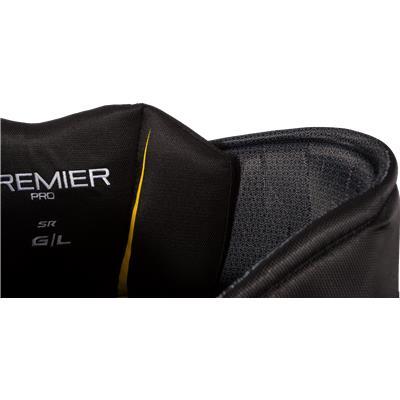 Liner View (CCM Premier Pro Goalie Pants)